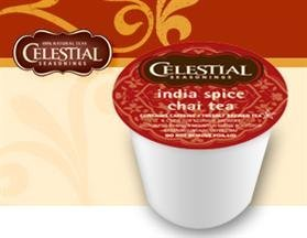 Celestial Seasonings India Spice K Cups product image