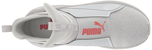 Puma Kvinders Voldsomme Varsity Strik Wn Sneaker Stenbrud-krydret Koral mlOhFScyi