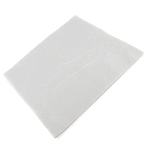 MagiDeal 100 Piezas Cubierta de Tratamiento de Pelo Desechables de Peluquería Wrap Shampoo