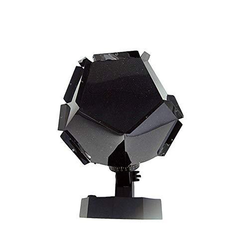 Price comparison product image Romantic Astro Planetarium Star Celestial Projector Cosmos Light Night Sky Lamp (gold)
