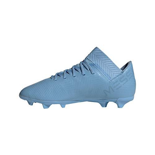 Unisex Adidas Adulto Nemeziz FG 3 Azul Messi Grinat Azucen de Botas 18 fútbol 0 Azucen J pawqpzBg