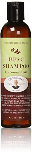 BF&C Shampoo Dr. Christopher 8 oz Liquid