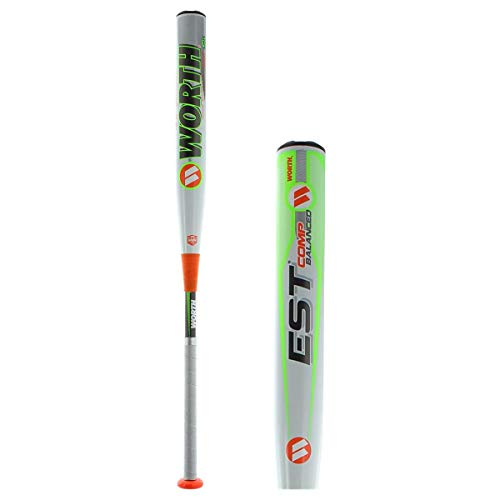 Bat Slow Pitch Softball Est - Worth EST Comp 13