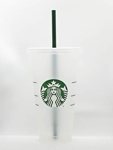 스타벅스 캐나다 한정 리유저블 컵 썸머 24FLOZ/709mL 콜드 컵 텀블러