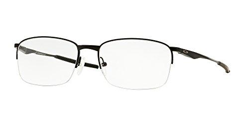 OAKLEY OX5101 - 510101 WINGFOLD 0.5 Eyeglasses Satin Black 55mm