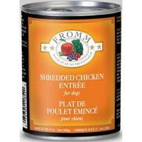 Fromm Four-Star Canned Dog Food - Shredded Chicken Entree (12/12oz cans) by Fromm