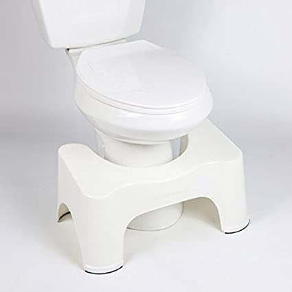 plastic non slip toilet bath squat step stool potty bathroom squatplastic non slip toilet bath squat step stool potty bathroom squat aid for constipation piles relief amazon co uk kitchen \u0026 home