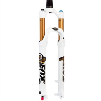 2012 FOX 32 Float RLC FIT 120mm 26 9mmQR 1.5 Tapered White