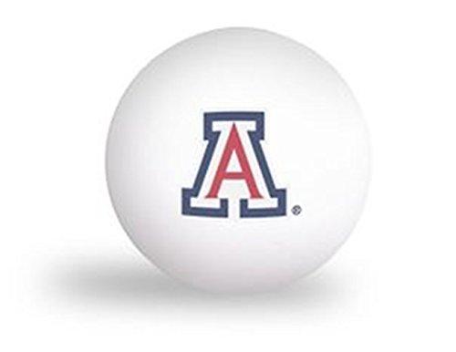 - NCAA University of Arizona Wildcats 6 pack Ping Pong Balls