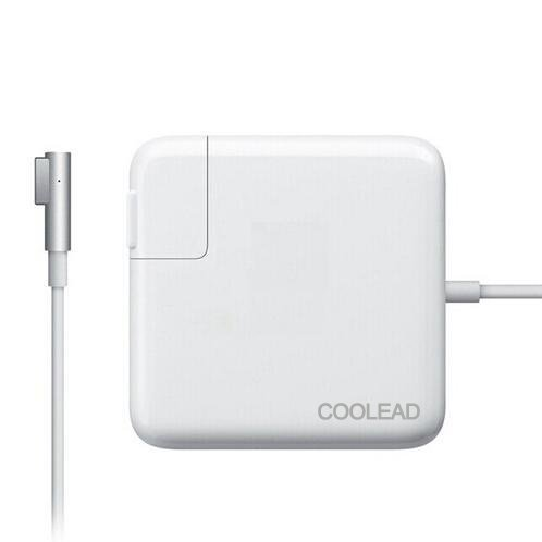 """COOLEAD 60W L-Shape Power Adapter Laptop Charger for Apple Macbook Pro 13"""" inch [until Summer 2012 Models],fits A1181, A1184,A1185, A1278, A1280, A1330, A1334, A1344"""