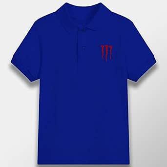Kharbashat Dark Blue Shirt Neck Polo For Women