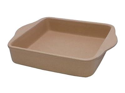 "6005 Stone Bakeware Square Casserole Baker 8"" x 8"" (Rada Cutlery)"
