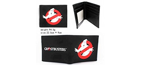 Ghostbusters Bifold Wallet (Ghostbuster Accessories)