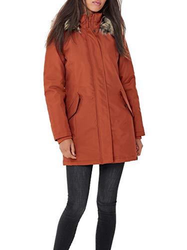 Cc Coat Only Parka Arancione arabian Arabian Otw Donna Spice Spice Onlkaty EFpFqwt