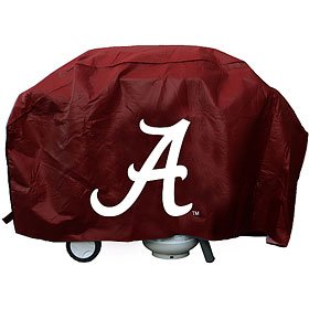 NCAA Alabama Crimson Tide Vinyl Grill Cover