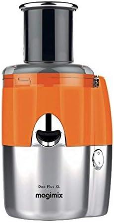 Magimix Duo Plus XL - Exprimidor (Exprimidor, Cromo, Naranja ...