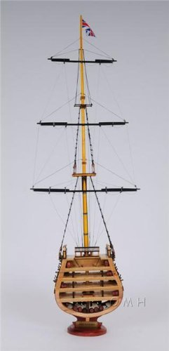 Hms Victory Cross Section - 1