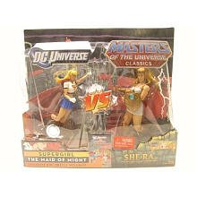 DC Universe Masters of the Universe Classics Action Figure 2Pack Supergirl Vs. SheRa