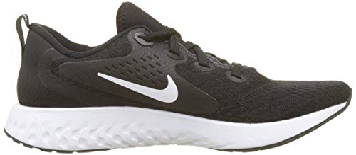 White Nike 001 Chaussures Noir Femme de React Black Running Legend 8zwxqrR8