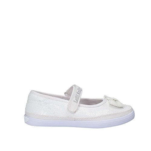 Lelli Kelly LK4314 (OA01) Bianco Paillettes New Sprint Shoes-33 (UK 1)