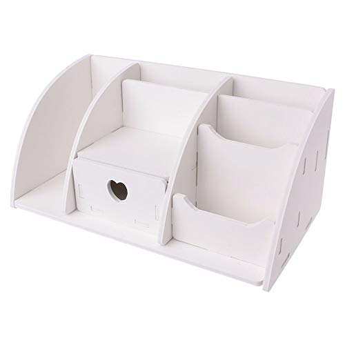 Storage Boxes & Bins - White Diy Wooden Desk Makeup Organizer Storage Drawer 6 Compartments Office Home Case - Small Pelican Screws EarmuffCosmetic Clipboard Records Shelves Clear Pe
