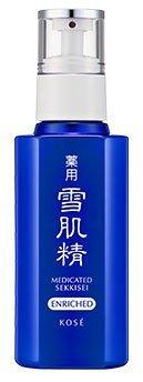 (Medicated Sekkisei emulsion enriched 140ml)