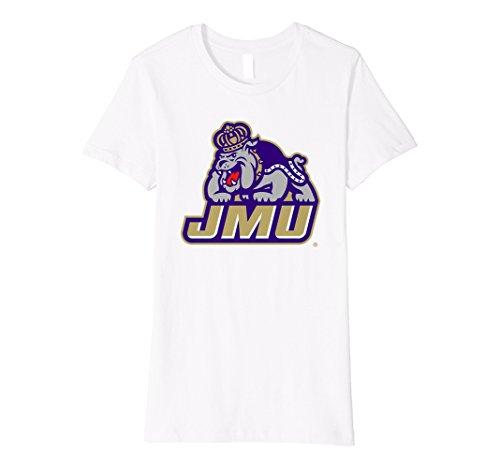 Womens JMU Dukes Women's College NCAA T-Shirt RYLJMU06