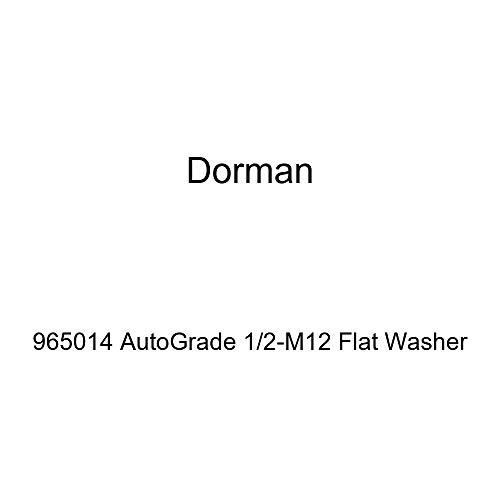 Dorman 965014 AutoGrade 1/2-M12 Flat Washer