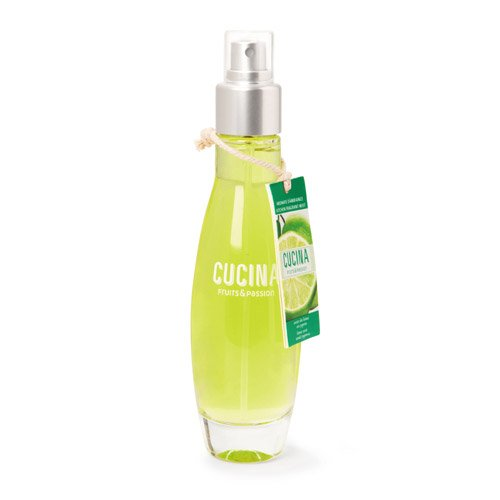 Fragrant Spray Kitchen (Cucina Fragrant Kitchen Spray - Lime Zest and Cypress (3.3 oz))