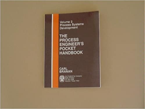Process Engineers Pocket Handbook (v. 1)