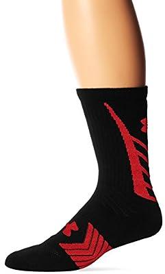 Under Armour Men's Undeniable All Sport Crew Socks (1 Pair)
