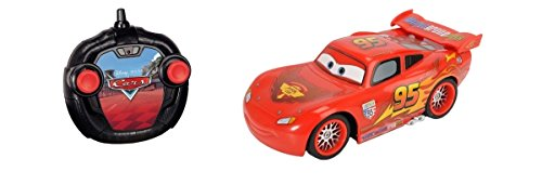 Dickie Toys - 203084006 - Radiocommandé - Véhicule - Cars 3 - Turbo Racer Lightning McQueen