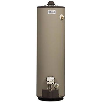 Reliance Water Heater 9 50 Nkrt400 40000 Btu Natural Gas