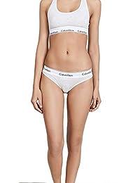 Calvin Klein Women's Standard Modern Cotton Bikini Panty