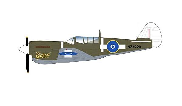 Hobby Master 1//72 P-40N Warhawk RNZAF No.4 Servicing Unit NZ3220 Gloria HA5506