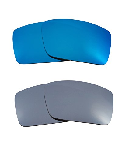 Best SEEK Replacement Lenses Oakley GASCAN S - Polarized Black - Replacement Lenses Cheap Oakley Gascan