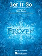 Let It Go - Idina Menzel Version From the Disney Movie Frozen - Sheet Music Single (Single Sheet Music)