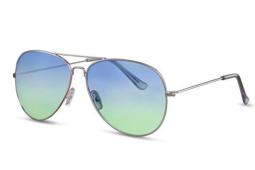 Mujeres Sol Cheapass de Plateado Gafas 010 Diseñador 400 Espejadas Ca UV Aviador Metálicas Hombres Piloto Gafas wfw1qEP