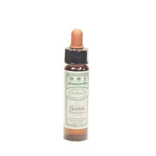 (4 PACK) - Dr Bach - Gentian Bach Flower Remedy | 10ml | 4 PACK BUNDLE