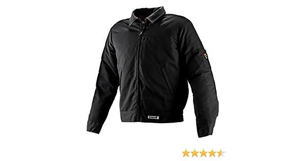 Corazzo Mens Postale Jacket Black XX-Large