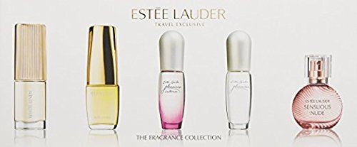 Estee Lauder The Fragrance Collection Variety 5 Piece Mini Gift Set for Women