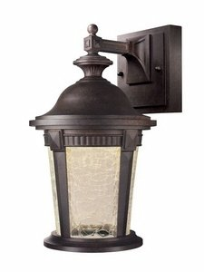 Designers Fountain LED21721-MBZ Whitmore Wall Lanterns, Mystic Bronze by Designers Fountain