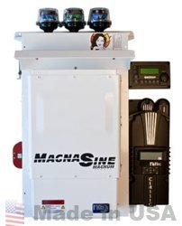 Midnite Solar E-panel And Classic 150 With Magnum Ms4448pae Inverter Diy System