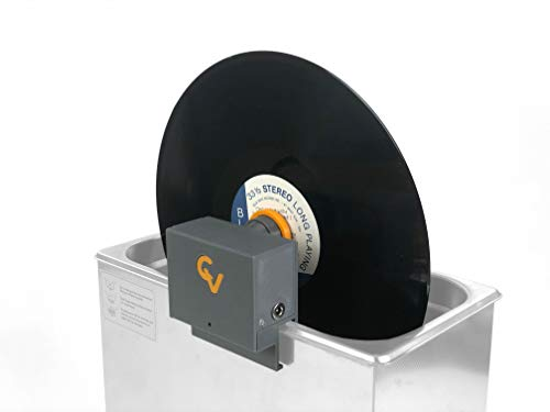 - CleanerVinyl EasyOne: Ultrasonic Vinyl Record Cleaner - Easy to Use and Expandable