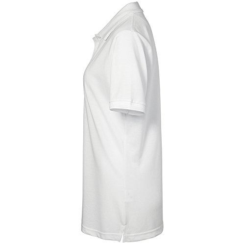 """Pionier 47113-L Klassisches Poloshirt 521"""" Größe L, Weiß, L"""