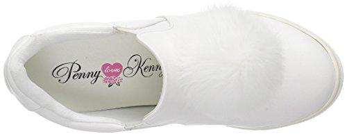 pied Kenny Kick Coup Blanc de Penny Femme Loves qIf75xWw
