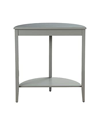 Acme Furniture 90162 Justino Gray Console Table, 1 Size
