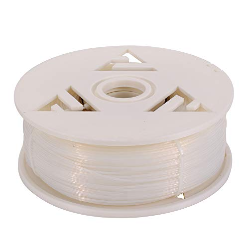 3D Solutech Natural Clear 3D Printer Masterspool PLA Filament 1.75MM, Dimensional Accuracy +/- 0.03 mm, 2.2 LBS (1.0KG)