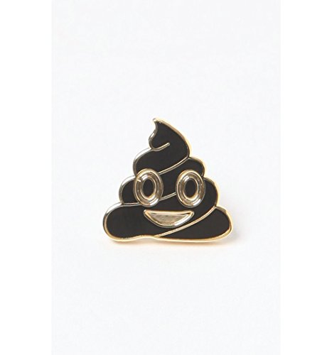 Pintrill Mens Poo Pin