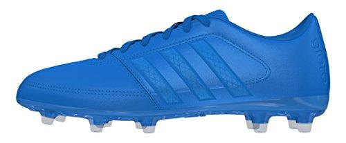 adidas Gloro 16.1 Fg, Botas de Fútbol para Niños Azul (Azuimp / Azuimp / Azuimp)